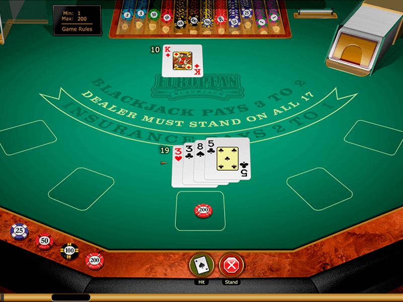 Free Blackjack Practice Before Playing At Internet Casinos Online Casino Canada No Deposit Bonus